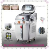 Whole Body Beard Inmotion Hair Removal Back / Whisker Diode Laser Hair Loss Machine Medical