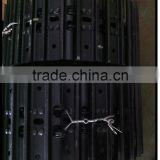 Hyundai/komats-u spare parts undercarriage part steel track shoe assembly track link assembly for excavator/bulldozer