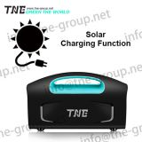 TNE solar online rechargeable battery generator power bank ups system