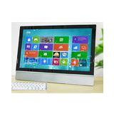 23 inch LED Touch Screen Panel PC With 10 Points Desktop PC AIO HT-AIO23M10