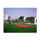 Red Artificial Turf Sports Volleyball for Garden Balcony Roof Wall Decoration Sport Ground