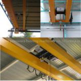 Direct selling 10/3.2 tons of Europe type electric hoist double beam bridge crane dedicated line single-beam crane crane factory