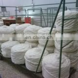 Factory Wholesale Sheep Wool Tops Roving White 19.5mic/44mm