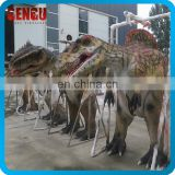 Realistic Costum Cosplay Real Dinosaur Costume For Sale