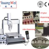 PCB Glue Dispenser SMT Glue Dispensing System, CW-7000N