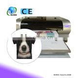 Flatbed Cotton-padded jacket Printer Multifunction Side Digital DTG