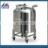 Automatic residential home heating oil tanks