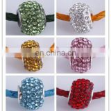 Hot sale china glass bead fashion bead crystal glass bead