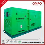 110kw Open Type Electric Power Diesel Generator with Cummins Engine