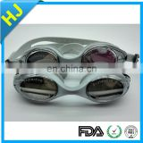 New Design silicone free swimming goggle made in China