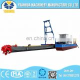 new condition marine engine cutter suction dredger for sale
