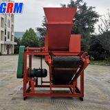 Industrial equipment cassava sliced processing line / cassava chips production machine cassava peeler and slicer