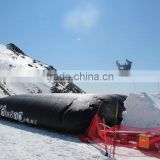 customize funny inflatable stunt airbag/stunt equipment inflatable airbag/stunt big airbag
