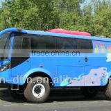 Dongfeng 4x4 Off-road Desert Bus, Desert Bus, Off-highway Bus EQ5160XSGC with Cummins Engine