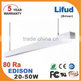 Hight quality aluminum pendant LED linear light                                                                                                         Supplier's Choice
