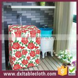 wholesale protective full color printing washing machine cover