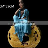 Chinese crafts feng shui buddha for good fortune