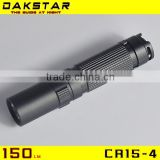 DAKSTAR CR15-4 AA battery doctor pen LED Mini Torch with pocket clip