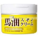Best-selling and Popular Horse oil formulated skin cream for Throughout the body , Other products also available