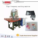 HX-5000T-A High Frequency PVC Leather Embossing Machine