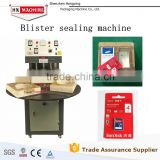 Factory Price Automatic Blister Card Sealing Machine for Battery/Hardware