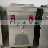 Low power consumption small milk homogenizer machine price for sale for frozen yogurt store