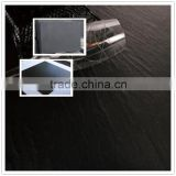 black floor tile slate pattern