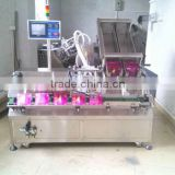 facial mask packing machinery automatic intergrated process face mask filling sealing machine