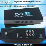 car dvb t2 digital receiver
