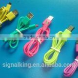 Factory Wholesales UL Certified Colorful USB Charger Cable Micro USB Cable Micro USB Cable Android For Smart Phone 100CM