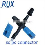 sc/pc fast cable e2000 mechanical fiber optic connector