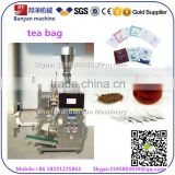 Automatic tea bag packing machine with inner and outer bag thread and label                                                                                                         Supplier's Choice