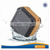 AWS957 Amazon Square Sports Water Cube Resistant Speaker Outdoor Wireless Waterproof Speaker                                                                         Quality Choice