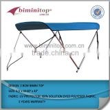 Bimini boat tops and boat canopy for inflatable boat