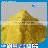 water treatment polymers poly aluminium chloride PAC