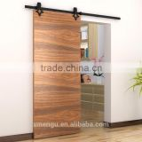 New Design Diamond Sliding Solid Wood Barn Door Hardware