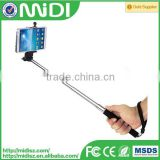 2014 Best Seller, selfie stick for cell phone, handheld monopod stand with bluetooth remote