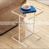Clear Acrylic Plate Display Stand for Home Supplies