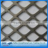 2016 China Alibaba cheap decorative pvc coated expanded metal mesh for fence/construction material expanded metal wire mesh