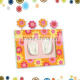 Wholesale baby birthday party supplies baby love frames print moulding kit