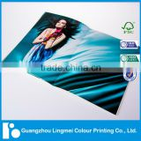 Professional Full Color Print Customized A4 Fashion Dress Catalog