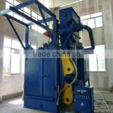 Q37 series warranty,efficiency,sandblaster, Hook Type Shot Blasting Machine for Cylinder Head Cover