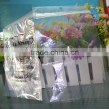 China Manufacturering Resealable Reusable Good Heat Sealing Packing Plastic Bag With Zippe