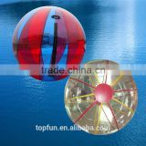 Outdoor Water Games Floating Water Ball , Water Walking Ball ,popular summer games water ball