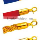 Crowd Control Rope/stanchion rope/railing stand rope/stanchions and ropes/dynamic rope/climbing rope