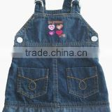 casual baby girl dresses sweet and lovely dresses for girls girls denim dress