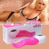 Wholesale Pink ABS medical silicone vibrating tongue vibrator                                                                         Quality Choice