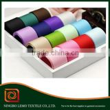lemo Double Face 100% Polyester Satin Ribbon                                                                         Quality Choice