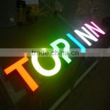 Epoxy Resin Channel Outdoor Hanging Letter Custom Sign / outdoor hanging letter sign / epoxy resin channel letter