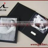 Leather USB Boxes with Photo Frame Leatherette USB Box with Photo Box,USB Box,USB Gift Box,Paper USB Box